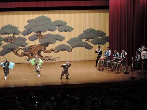 平成27年11月15日 石岡囃子「発表会」⑨