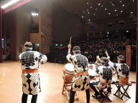 平成27年11月15日 石岡囃子「発表会」⑩