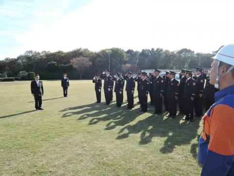 平成27年11月21日茨城県消防団操法大会⑥