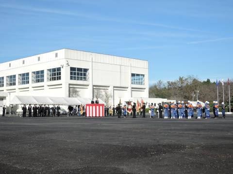 平成27年11月21日茨城県消防団操法大会⑧