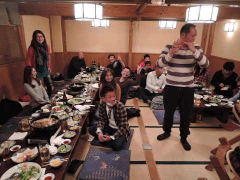 平成27年12月5日若松囃子忘年会⑤