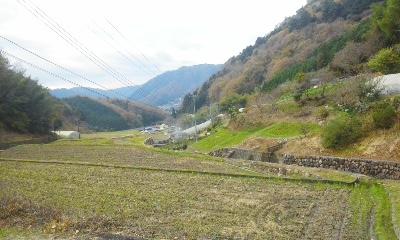 備中松山城から歩く