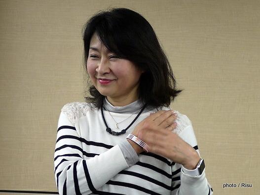 一龍斎春水さんファイテントークセッション