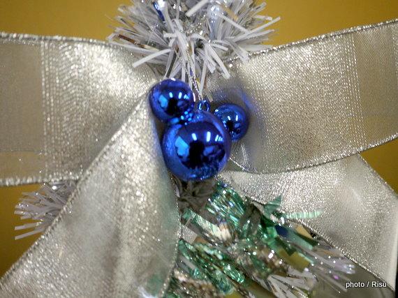 ディズニー2015リース&クリスマスツリー