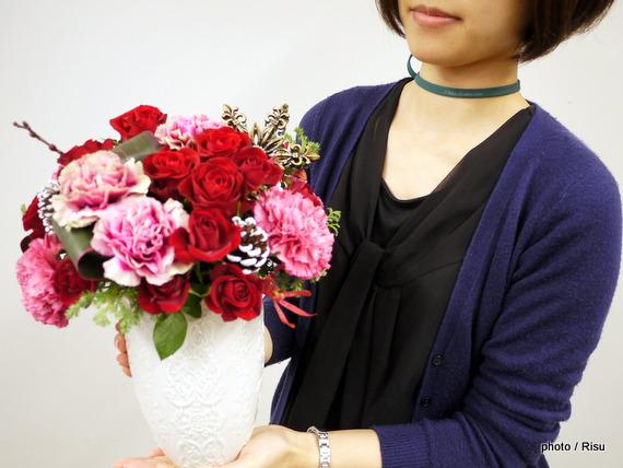 アレンジメント「ノブレスフルール」日比谷花壇