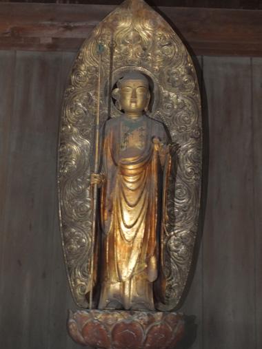 4本尊地蔵菩薩像1103