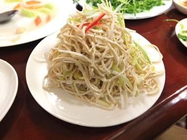 3干し豆腐の冷菜1208