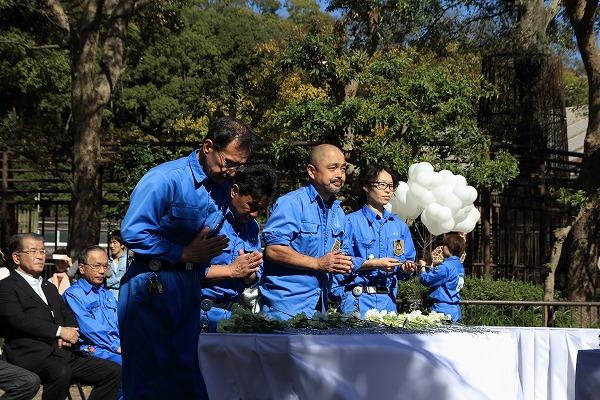 TobeZOO 慰霊祭 151025 03
