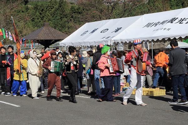 白猪の滝祭り 151103 07