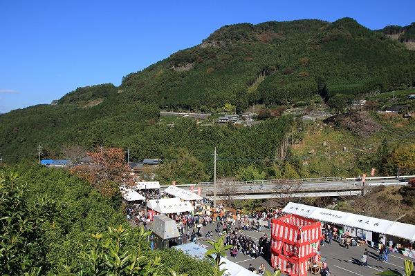 白猪の滝祭り 151103 08