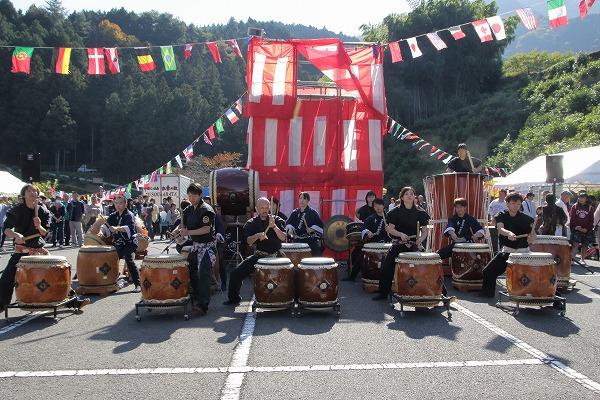 白猪の滝祭り 151103 14