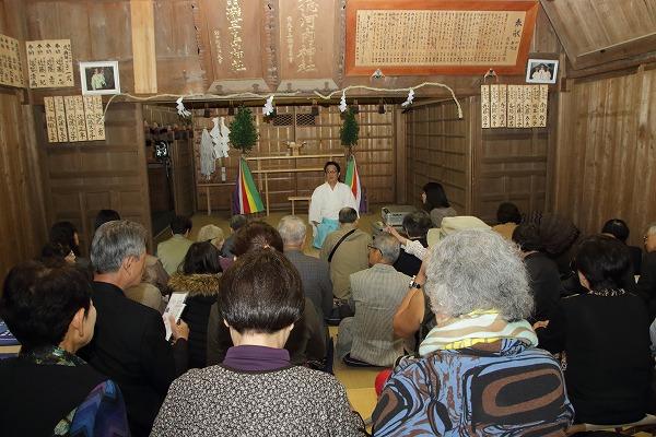 夏目漱石赴任120年河之内 151107 01