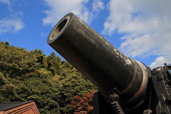 小島28cm榴弾砲レプリカ 151205 04