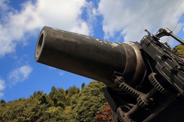小島28cm榴弾砲レプリカ 151205 05