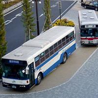 路線バスと貸切バス