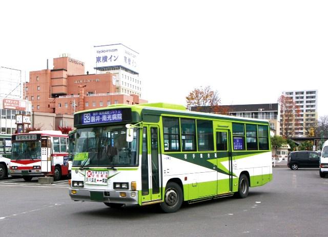 路線バス車両