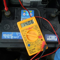 バッテリー用タイマー