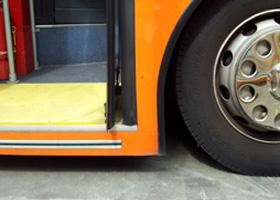 ノンステップバスの特徴