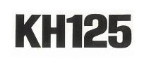 KH125ロゴ