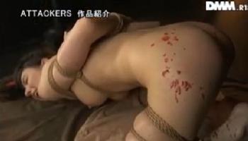緊縛姫君 西田カリナ - 無料エロ動画 - DMMアダルト(1)