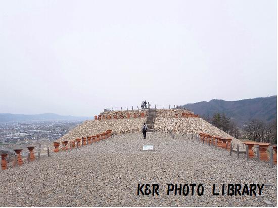 4月12日森将軍塚古墳9