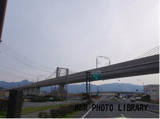 4月12日長野あんずの里帰路3