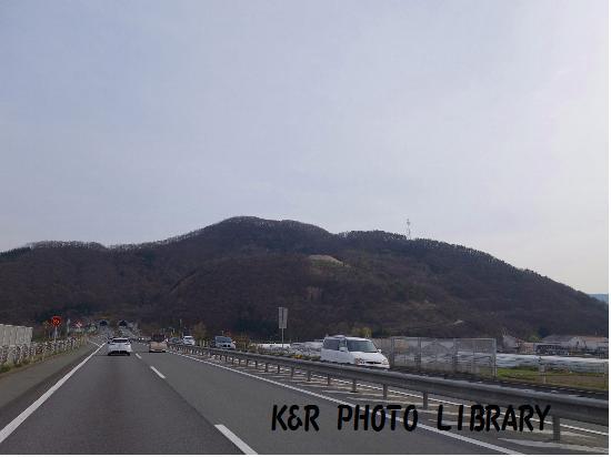 4月12日長野あんずの里帰路4