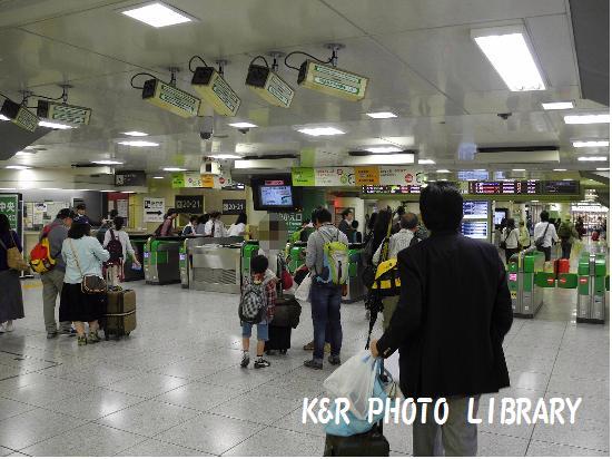 2015年5月3日東京駅2