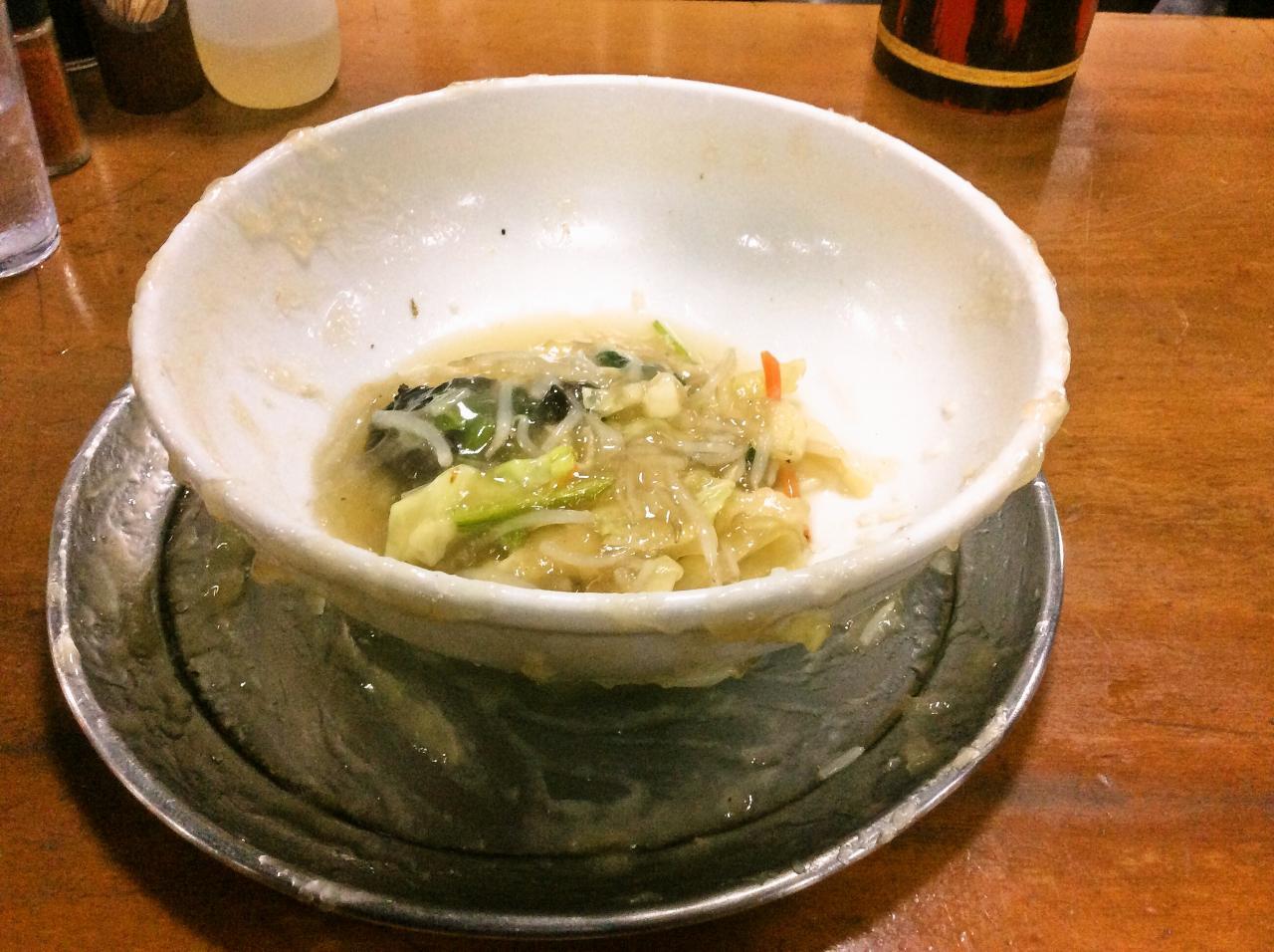ぼんち食堂(中華丼)