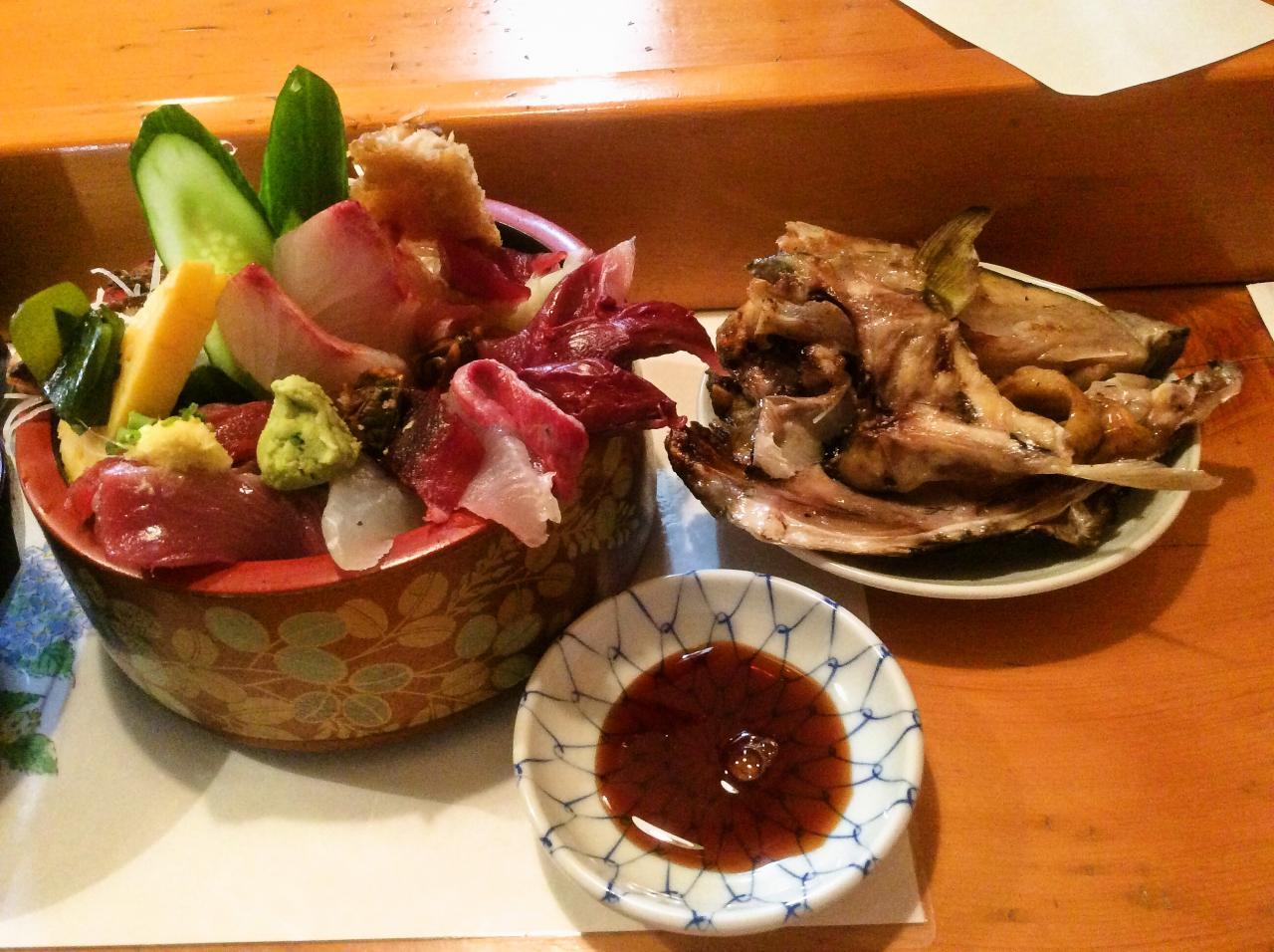 五輪鮨五反田西口店(海鮮丼)