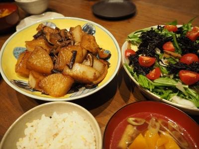 25大根炒り煮夕食_R