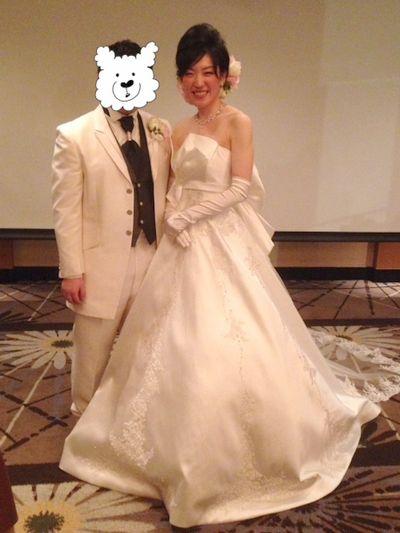 藤田先生結婚式1