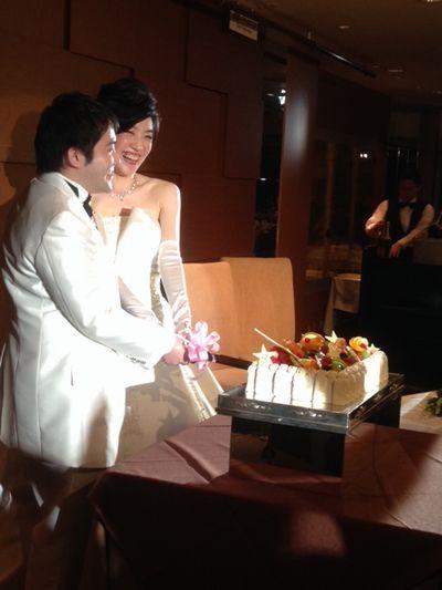 藤田先生結婚式2