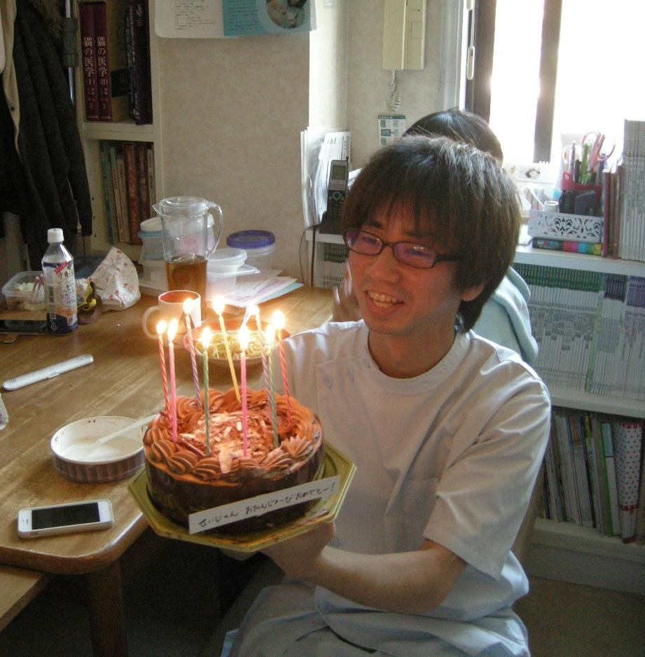 永石さんお誕生日1