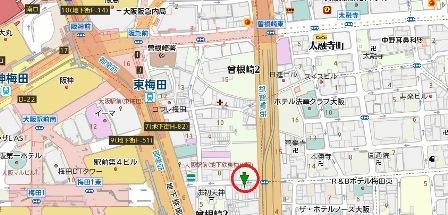 中央ビル地図