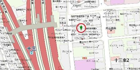 一花店舗地図