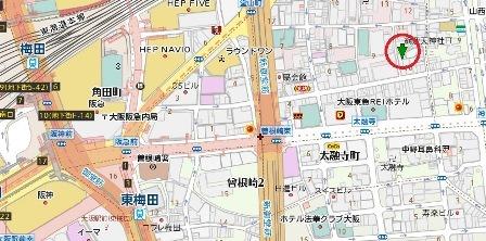 ステージジュエルビル地図