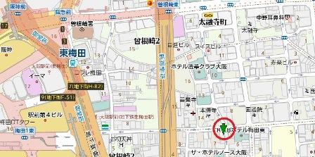 津多家第2レジャービ地図