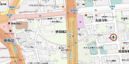 新大同ビル1階地図