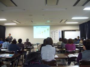 潰瘍性大腸炎の医療講演会4