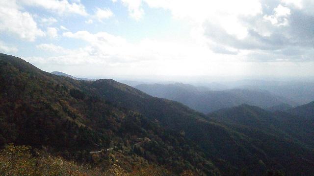 151028 駒ノ尾山登山③ ブログ用