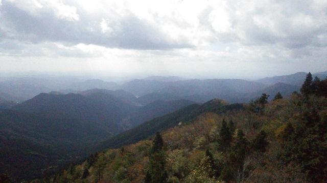 151028 駒ノ尾山登山④ ブログ用