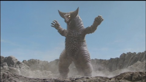 ゴモラはこの後覚醒し、EXゴモラへ進化