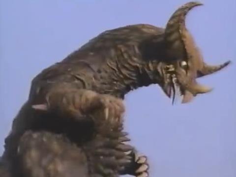 古代怪獣 ゴモラ(パワード)