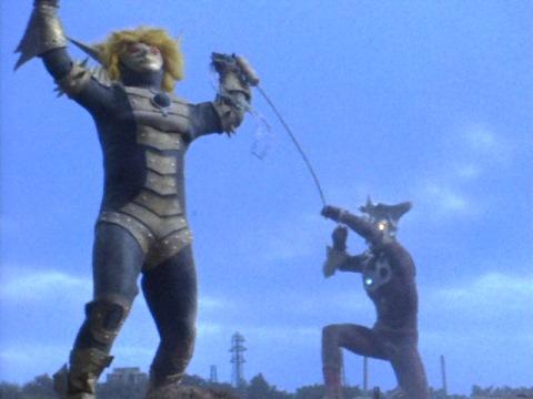 ウルトラマンレオ vs ババルウ星人