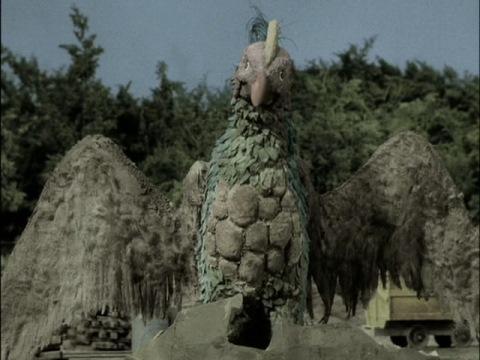 原始怪鳥 リトラ