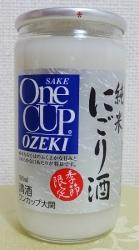 ワンカップ 純米にごり酒 180 ml