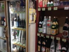 小谷酒舗:メニュー