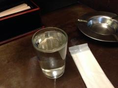 そば茶屋庄吉:酒