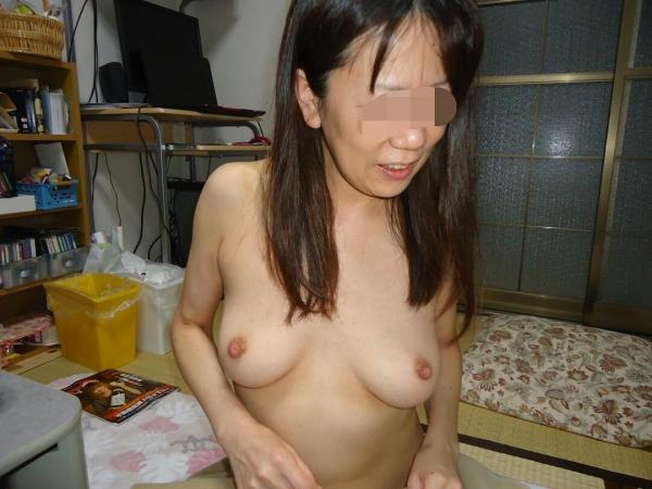 40代熟女の四十路人妻エロ画像-33